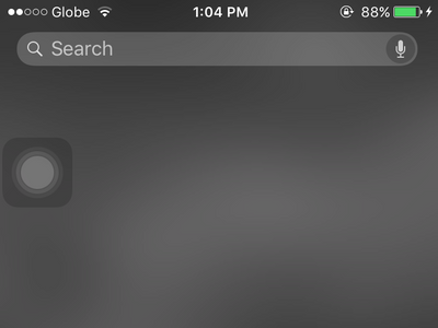 iPhone 6 - General - Spotlight Search - Siri Suggestions OFF