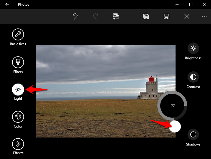 How to Adjust Photo Color in Windows 10