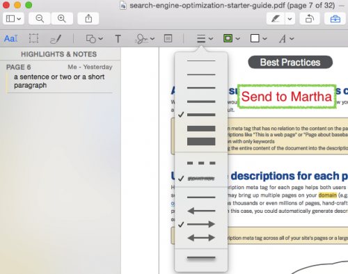 How to add a text box to a pdf on mac mac pdf textbox border style publicscrutiny Image collections