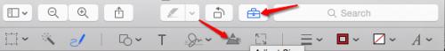 Mac Preview Adjust Color