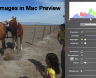 How to Edit Images in Mac Preview