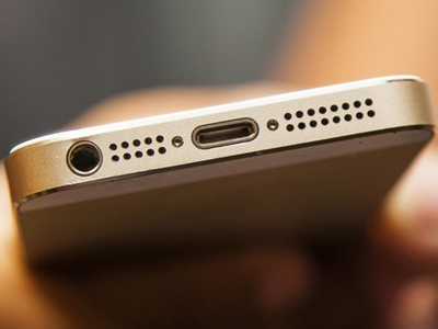 iPhone Charging Port Dirt-Free