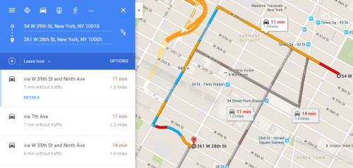 How To Create A Custom Route In Google Maps - Map my route google maps