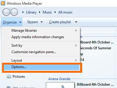 Increase Video Streaming Speed in Windows Media Player