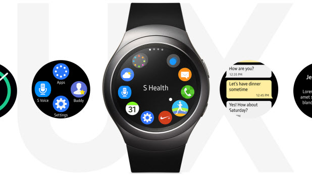 How to Reorder or Uninstall Apps on Samsung Gear S2