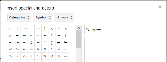How To Insert Symbols In Google Docs