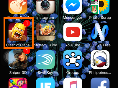 Clash of Clans - Icon