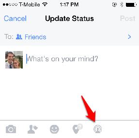 Create Facebook Live Video