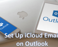 setup icloud email on outlook
