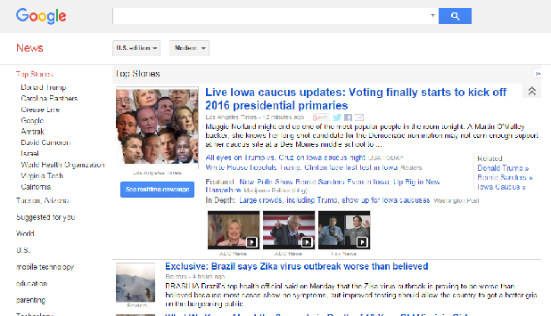 How to Personalize Your Google News Feed