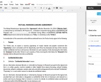 HelloFax Google Doc Add-on