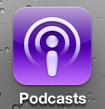 iphone Podcast icon