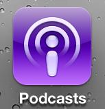 iphone Podcast icon