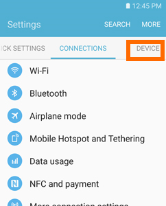How Do I Customize Always On Display on Samsung Galaxy S7?