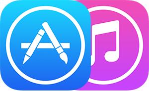App Store iTunes Store