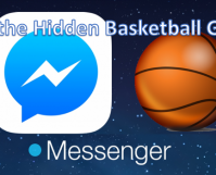 Play the Hidden Basketball Game in Facebook Messenger