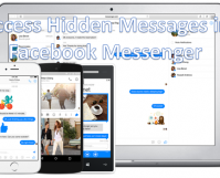 Access Hidden Messages in Facebook Messenger