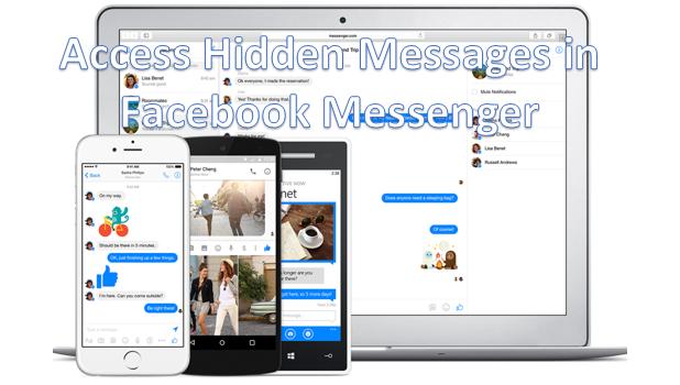 How to Access the Hidden Messages in Facebook Messenger