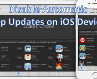 Disable Automatic App Updates on iOS