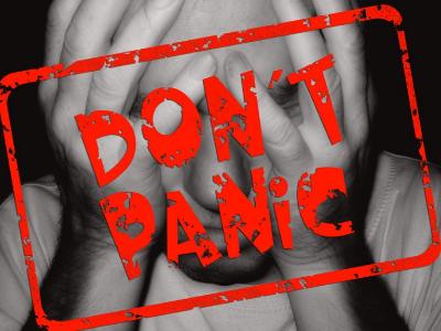 Ne pas paniquer