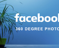 Post Panoramic 360 Degree Photos on Facebook