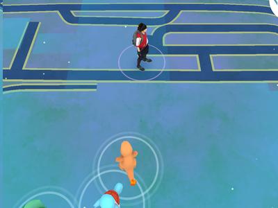 1. POKEMON GO - Keep ignoring starter Pokemon