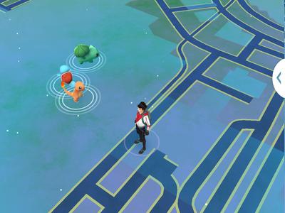 1. POKEMON GO - ignore starter Pokemon