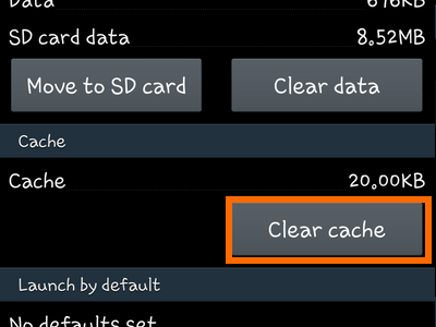 Android Home Apps Settings Application Manager Pokemon Go Clear Cache