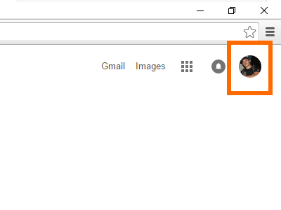 Google Sign icon