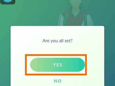 Pokemon Go - All Set
