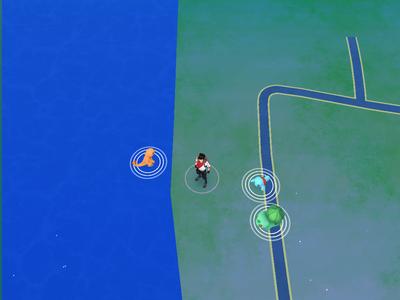 Pokemon Go - First Pokemon
