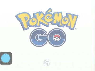 Pokemon Go - Game Loading