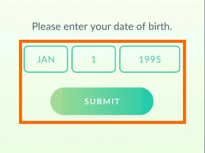 Pokemon Go - birthday