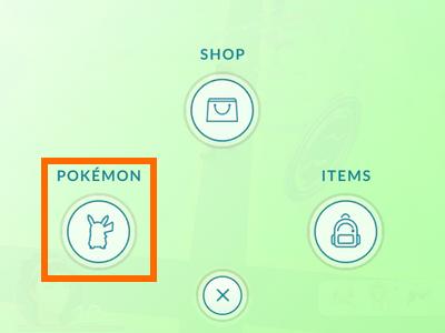 Pokomen GO Pokemon icon