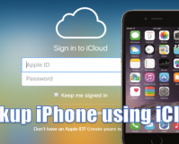 backup-iphone-using-icloud-account