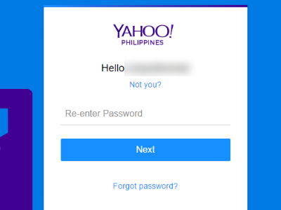 login-to-yahoo