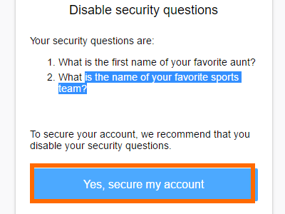 yahoo-disable-security-yes-security-question