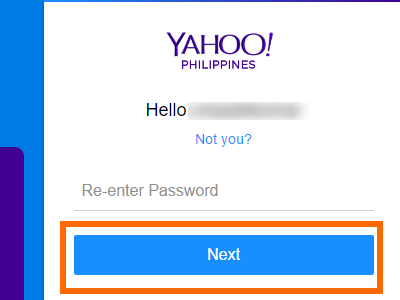 yahoo-settings-account-info-reenter-password-next