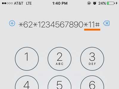 How to Use Conditional Call Forwarding on iPhone