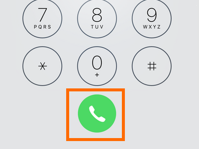 iphone-keypad-call-button