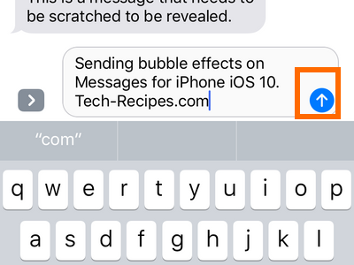 how to send a pin on iphone how send messages with effects on iphone ios 10 1922