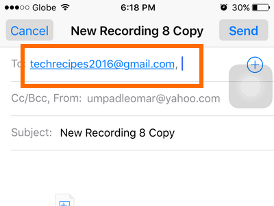 iphone-voice-memos-share-to-email-address