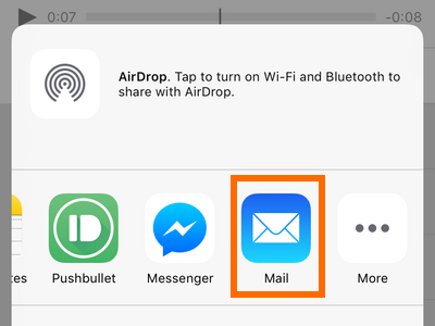 iphone-voice-memos-share-to-email