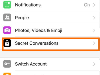 messenger-profile-secret-conversations