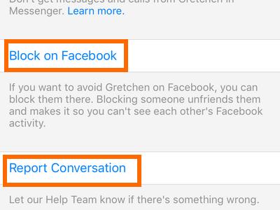 messenger-secret-message-block-or-report-choices