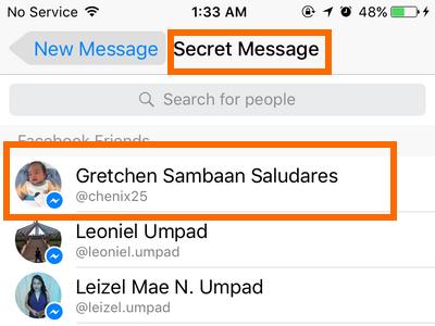 messenger-secret-message-contact