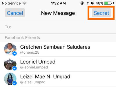 messenger-secret-message-button