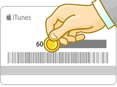 scratch-itunes-card-to-reveal-code