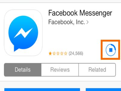 update-facebook-messenger-app