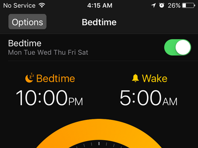 iphone-clock-bedtime-enabled